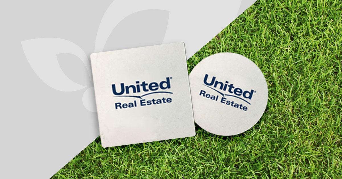 Customized Coasters - Imprint.com