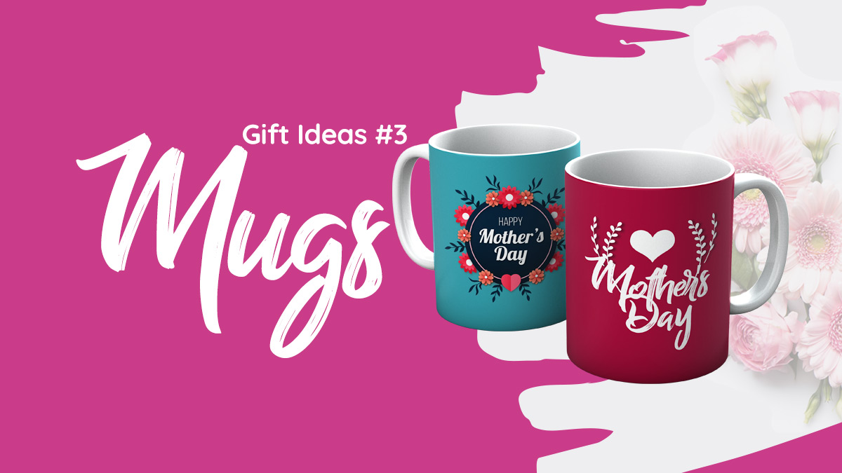 Ceramic Mugs - Mother's Day