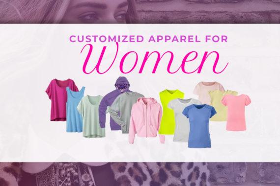 Apparel's for Women - 24HourWristbands.com