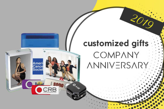 Corporate Items for Anniversary