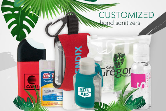Customized Hand sanitizers - 24HourWristbands