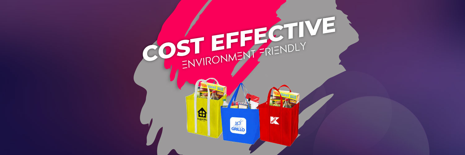 Cost Effective - Tote Bags