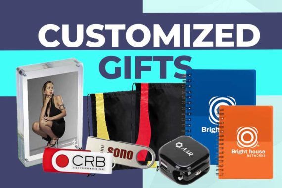 Customized Gifts - 24HourWristbands.com