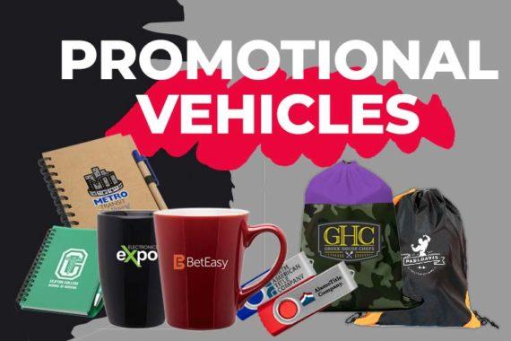 Promotional Vehicles - 24HoursWristbands.com