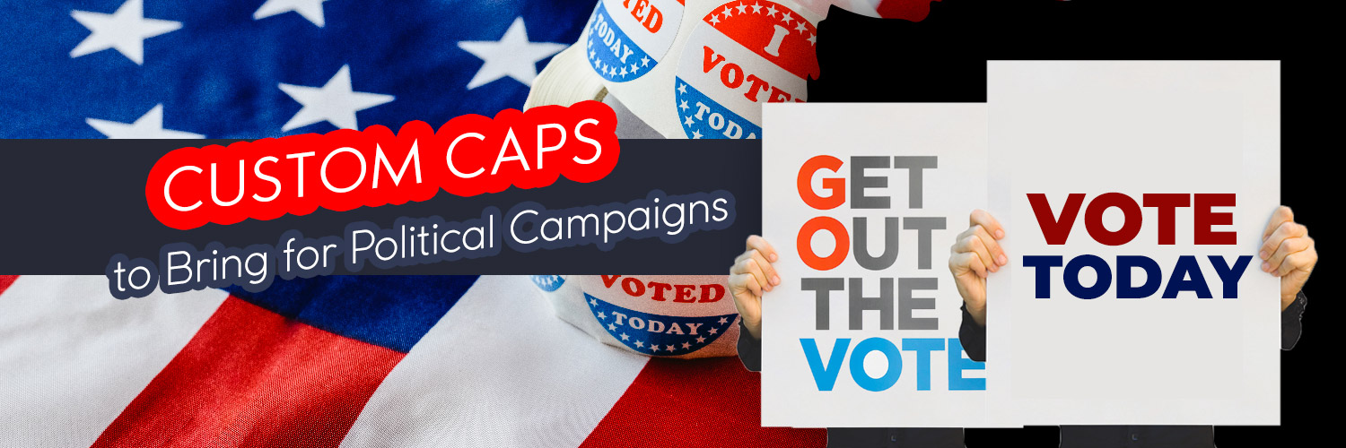 Customized Items for Political Campaigns