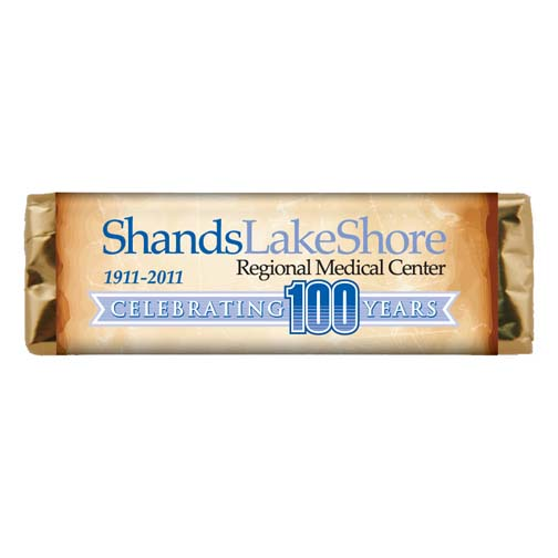 1 Oz. Milk Chocolate Bar