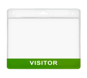 Visitor - Green
