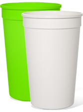 Blank 32oz Stadium Cups