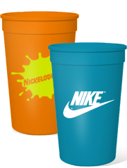 Custom 22oz Stadium Cups