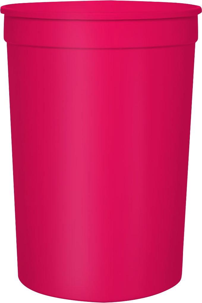 ae76afbf7e6 16oz Blank Stadium Cups | Blank Stadium Cups - 24HourWristbands.Com