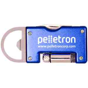 Aluminum Pocket Pal With LED Light