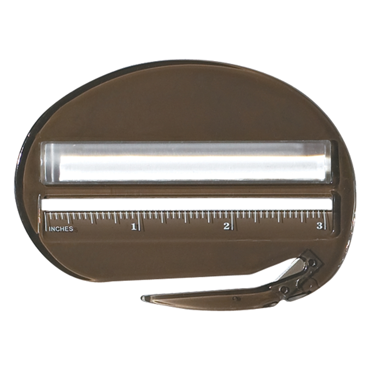 Magnifier Ruler With Letter Opener