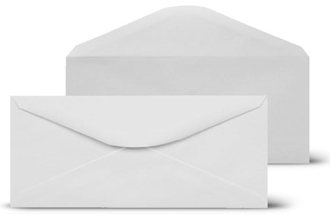 #10 Envelope - 4.125