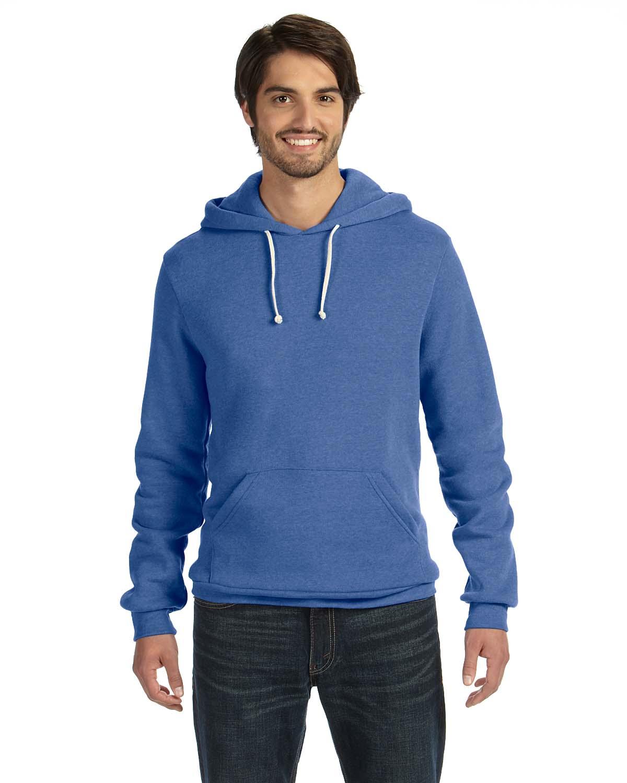 Alternative Mens Challenger Eco-Fleece Pullover Hoodie