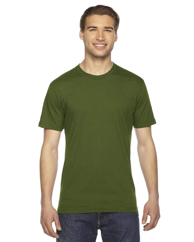 American Apparel Unisex Fine Jersey Short-Sleeve T-Shirt