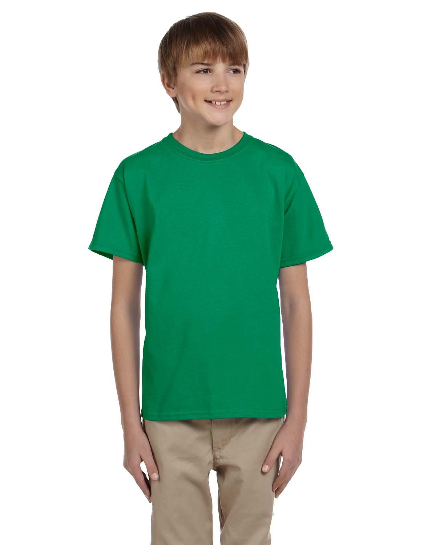 Jerzees Youth 5 Oz. HiDENSI-T® T-Shirt