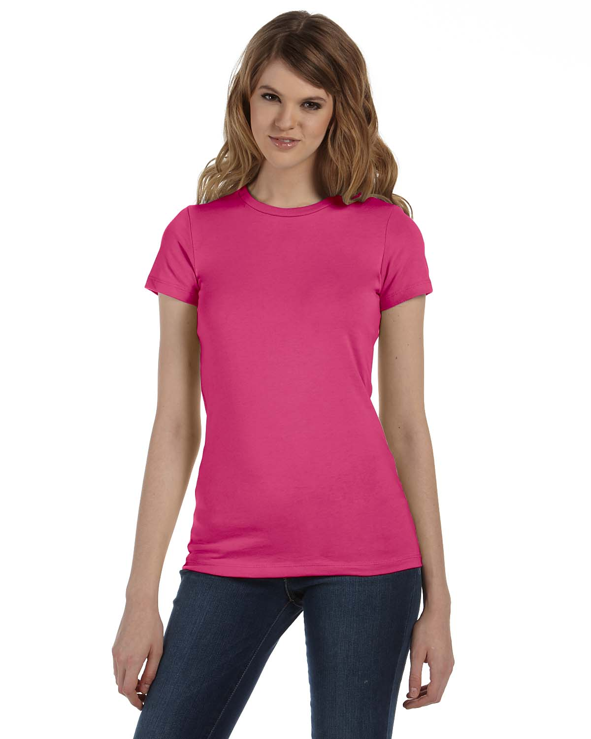 Bella Ladies Made In The USA Favorite T-Shirt