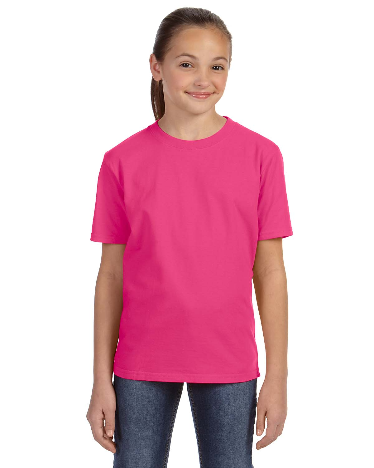 Anvil Youth Midweight T-Shirt