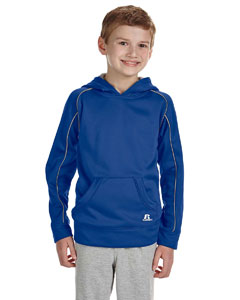 Russell Athletic Youth Tech Fleece Pullover Hood