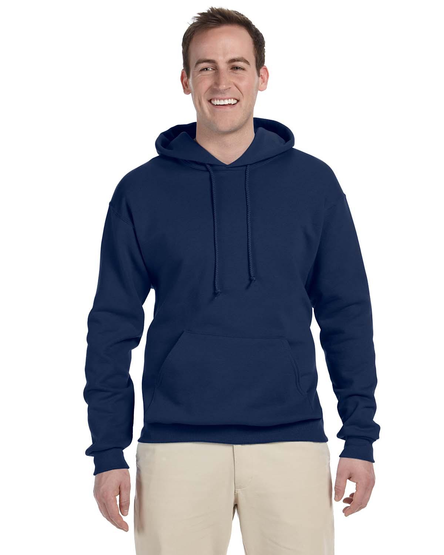 Jerzees 8 Oz., 50/50  NuBlend® Fleece Pullover Hood