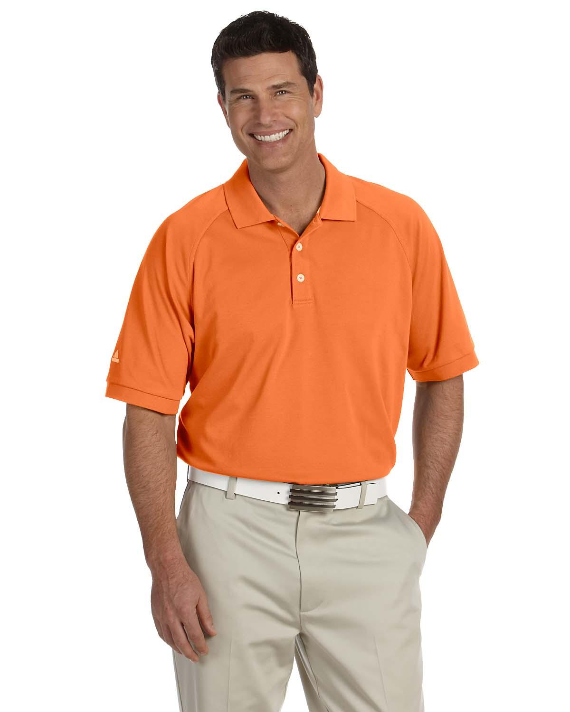 Adidas Golf Mens Climalite® Tour Pique Short-Sleeve Polo
