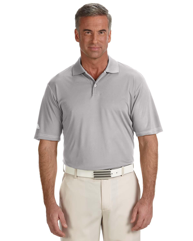 Adidas Golf Mens Climalite® Contrast Stitch Polo