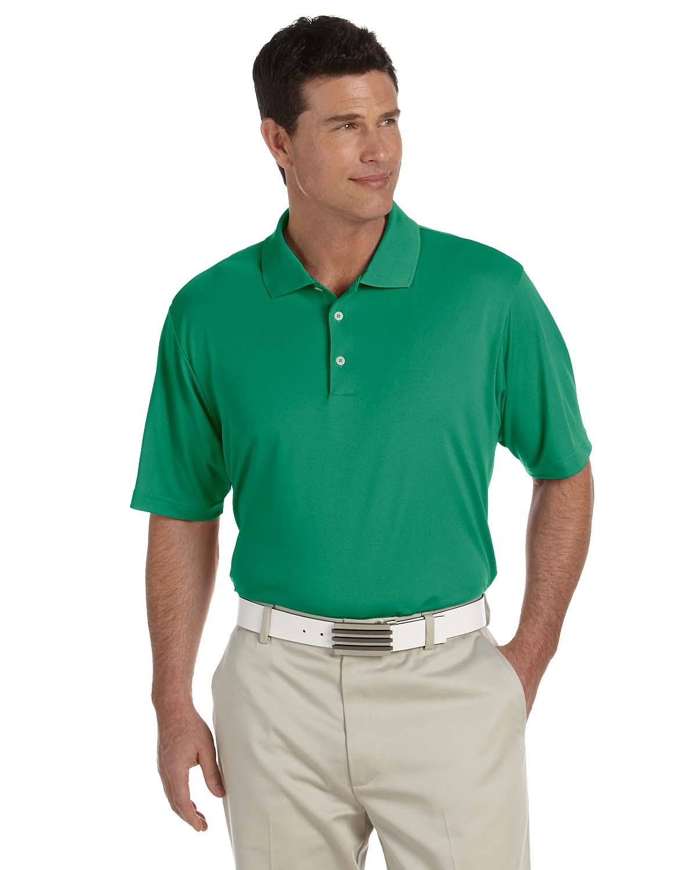Adidas Golf Mens Climalite® Short-Sleeve Pique Polo
