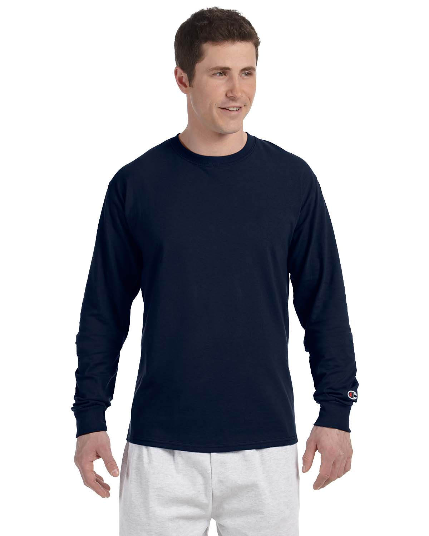 Champion 5.2 Oz. Long-Sleeve T-Shirt