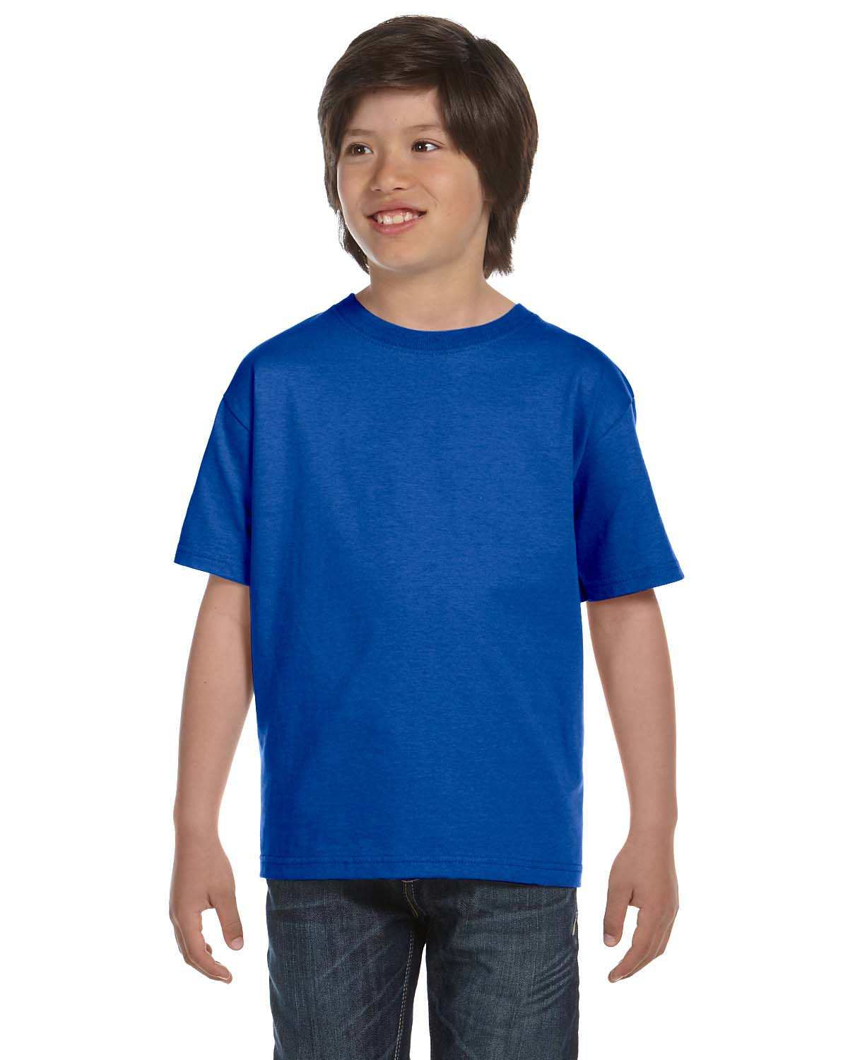 Gildan DryBlend® Youth 5.6 Oz., 50/50 T-Shirt