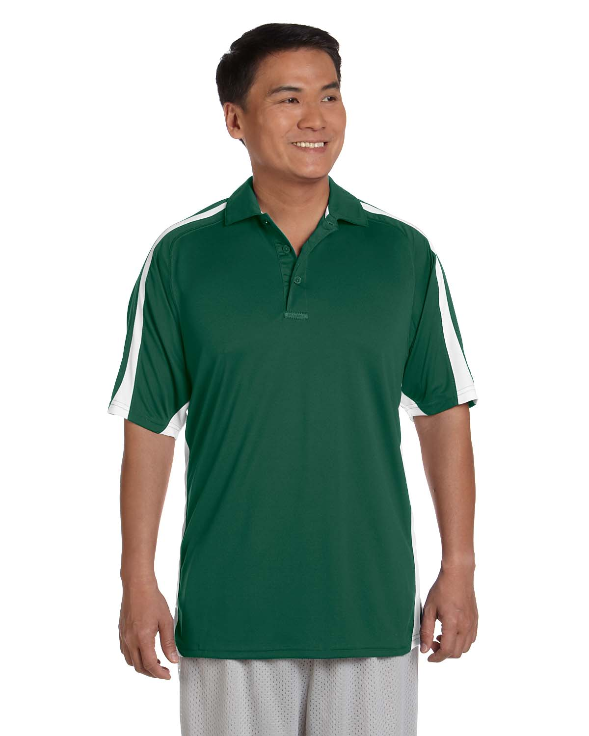 Russell Athletic Mens Team Game Day Polo