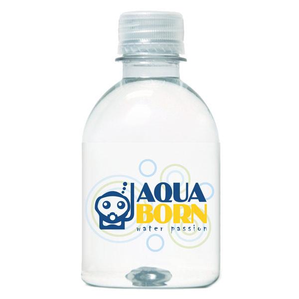 8 oz Aquatek Bottled Water