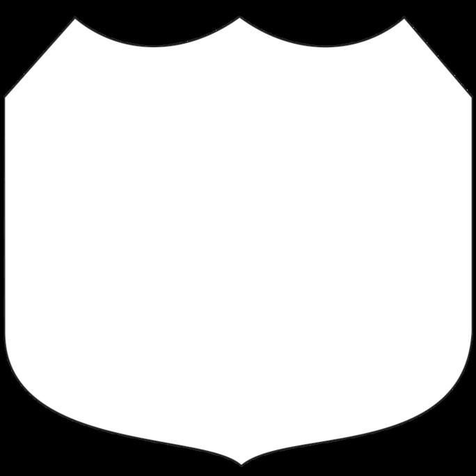 Shield Hand Fan