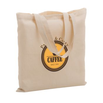 15 x 15 Inch Full Color Cotton Canvas Tote Bags