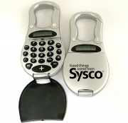 Carabiner Calculator with Flip Cover