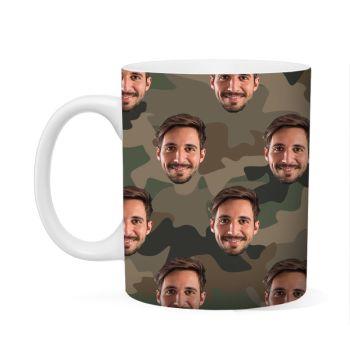 Custom Camo Mug