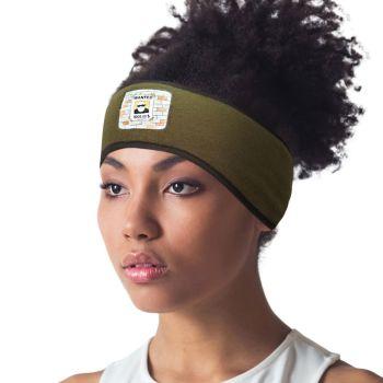Custom Printed Fleece Ear Warmer Headbands
