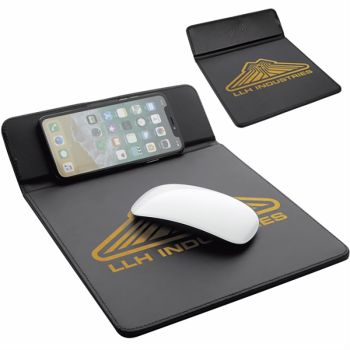 Custom Wireless Charging Mouse Pads