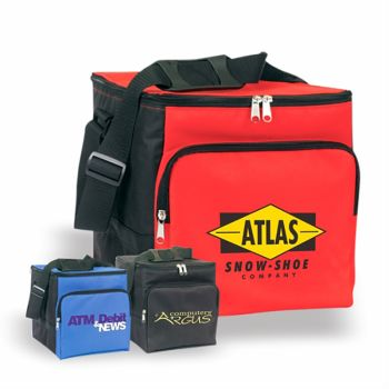 Economy 24-Can Large Insulated Cooler Bags