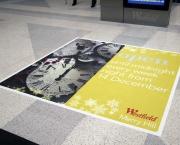 Floor Graphic Ad 1' x 2'