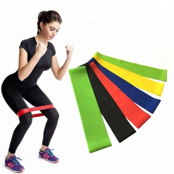 Latex Exercise Resistance Bands