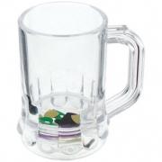 Mardi Gras Mini Mug 1.75oz