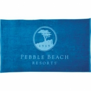 Mid-Weight Colored Beach Towel