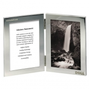 Silver Double Frame Small