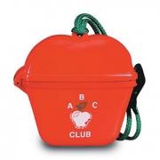 Waterproof capsule with coloring survival kit