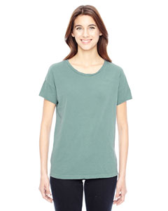 Alternative Ladies Distressed Rocker T-Shirt