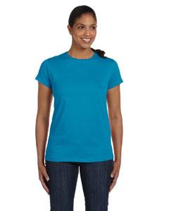 Hanes Ladies 5.2 oz. ComfortSoft® Cotton T-Shirt