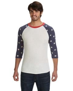Alternative Mens Baseball T-Shirt