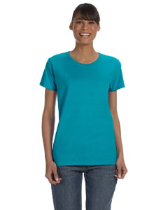 Gildan Heavy Cotton™ Ladies 5.3 oz. Missy Fit T-Shirt