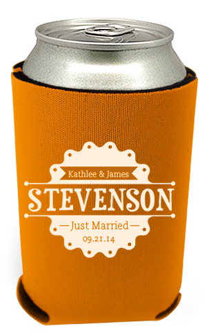 Wedding Can Coolers 14