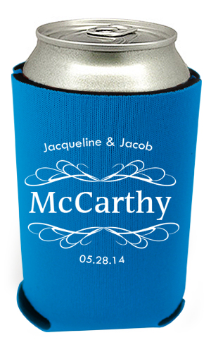 Wedding Can Coolers 16